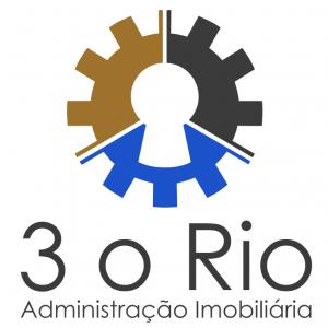 3 o Rio logotipo