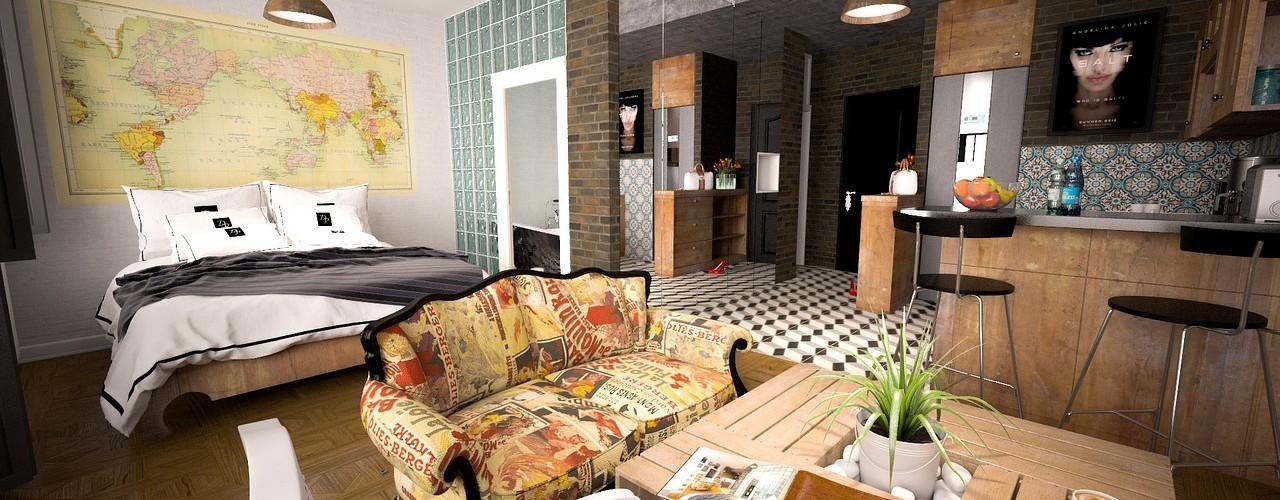 Apartamento T1 Centro Histórico de Braga